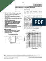 Conversor DC_DC TPS62110