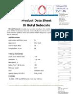 Product Data Sheet DBS