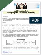SmartDrill_Credit Risk Analysis