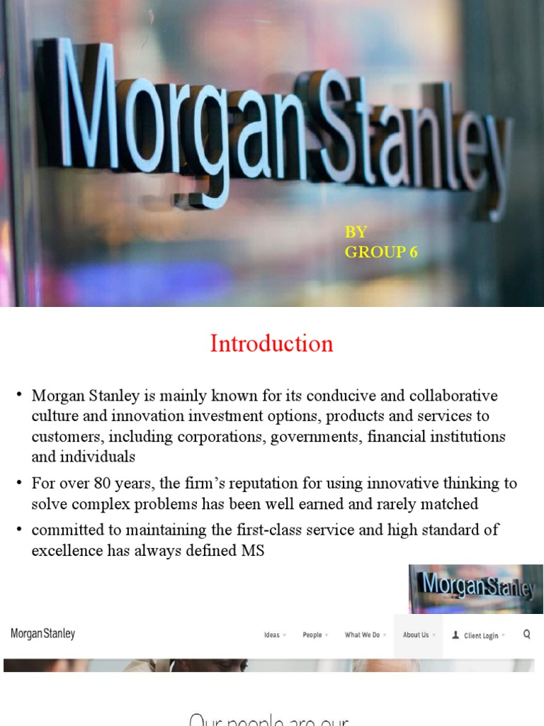 rob Parson at Morgan Stanley (HRM) Final   Applied