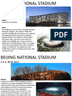 Olympic Structures