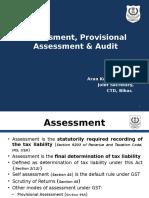 9. Assessment & Audit