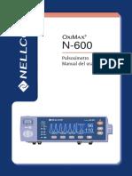 MANUAL DE OPERADOR NELLCOR OXIMAX 600.pdf