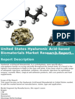 United States Hyaluronic Acid-based Biomaterials Market Share & Industry Analysis