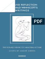 (Winnicott Clinic Lecture Series) André Green-Play and Reflection in D.winnicott's Writings(2005)