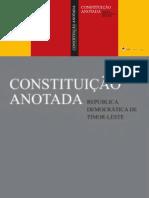 Timor Leste - Constituição - Obra Anotada