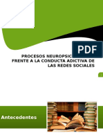 Protocolo Adicción a Las Redes Sociales