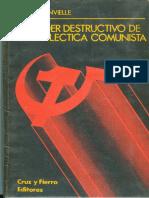Meinvielle, Jorge - El Poder Destructivo de La Dialéctica Comunista