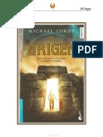 EL ORIGEN- Michael Cordy