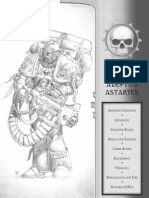 Dark Heresy - Adeptus Astartes