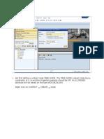 Web Dynpro Sample