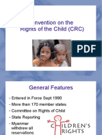 Intro to CRC and CEDAW