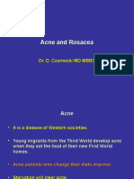 H - Acne and Rosacea the Basics