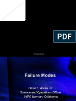 Failure Modes Explained