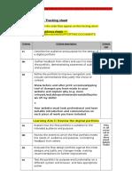 checklist for unit3  1