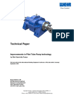 Pit Ot Tube Pump Technology