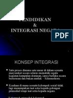 K17Pendidikan & Integrasi Negara