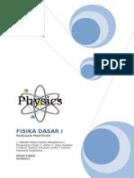 Modul Praktikum Fisika Dasar i