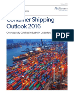 Container Shipping Outlook Feb 2016