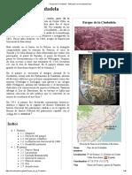 Parque de La Ciudadela - Wikipedia, La Enciclopedia Libre
