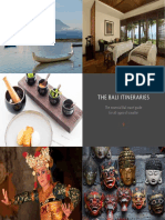 The Bali Itineraries - Essential Bali Travel Guide