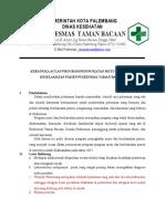 9.1.3.2 Kerangka Acuan Peningkatan Mutu Klinis Dan Keselamatan Pasien
