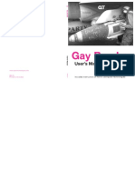GayBomb, a Users Manual