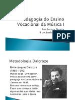 PEVM5 Dalcroze