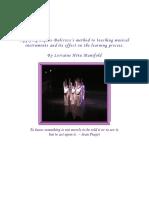 Manifold_Dalcroze for Teaching Instruments