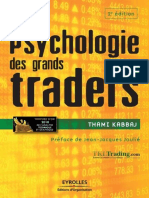 Psychologie des grands traders - Thami Kabbaj.epub