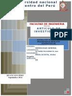 Estimación de Mapas de Peligrosidad Mediante Generación de Tormentas Sintéticas