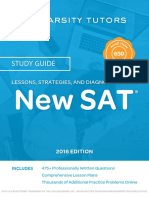 Varsity Tutors Sat Book First Edition