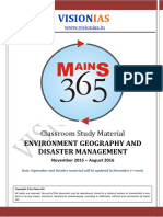 Environment Geography and Disaster Management Eng