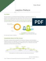 Qlik Visual Analytics Platform