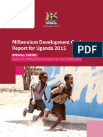 Uganda Mdg_2015 Final Report