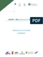 Manual Utilizare SOLISS