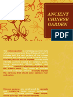 Ancient Chinese Garden
