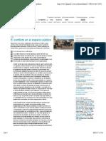Página12  El país  El conflicto en el espacio público