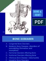 Pathology of Bone Joint Soft Tissue Untad 2013