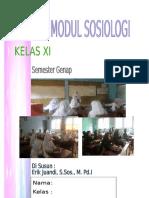 Cover Sosio KELS XI