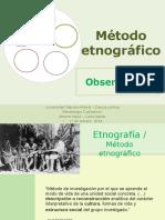 UGM Metodología Cualitativa l Obervacion