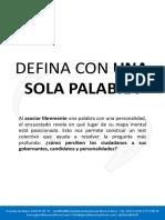 Defina Argentina 2017