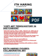 keith haring ppt