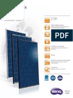 BenQ Solar Adatlap