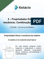 2 - Propriedades físicas e mecânicas. Combinação de ações_v01.pdf