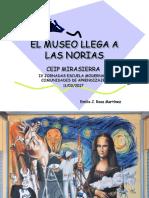 El Museo Llega a Las Norias (Ceip Mirasierra)