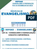 EVANGELISMOaula 3