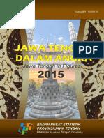 Jawa Tengah Dalam Angka 2015