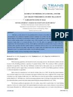 33. Ijasr-Assessment of the Impact of Profeba on Acid Soil