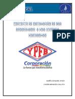 Proyecto Alefaccion Central Ruben Condori Apaza - Javier Mendoza Callata